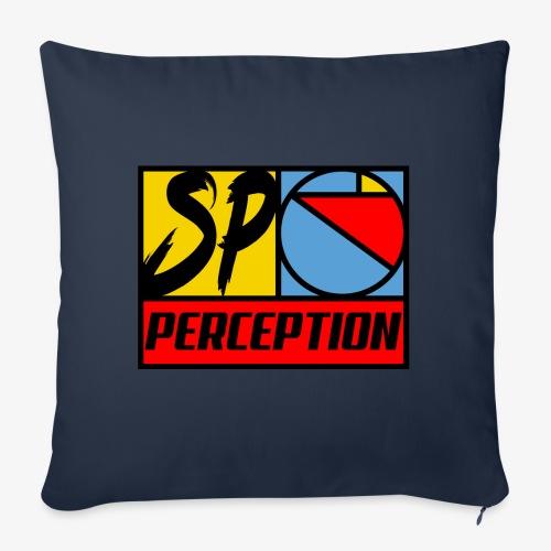 SP RETRO 2019 - PERCEPTION CLOTHING - Housse de coussin décorative 45x 45cm