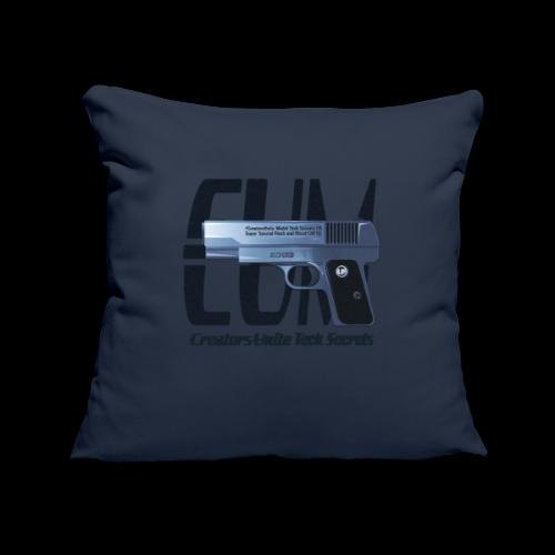 Tech Secrets 06 [CREATORS UNITE ORIGINAL] - Sofa pillowcase 17,3'' x 17,3'' (45 x 45 cm)