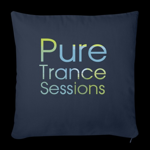 PureTrance100 transparantGROOT kopie png - Sofa pillowcase 17,3'' x 17,3'' (45 x 45 cm)