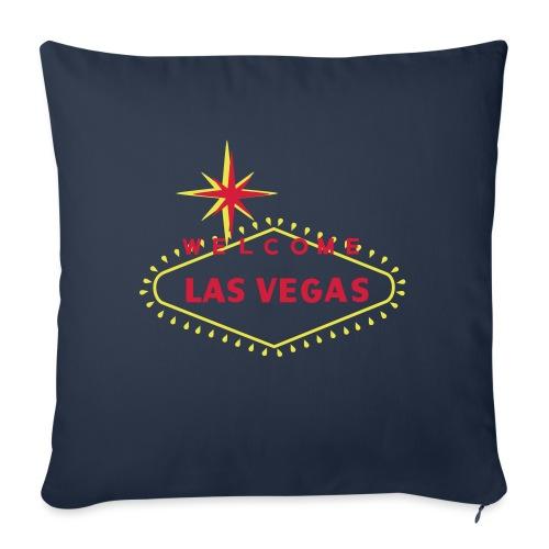 las vegas - Sofa pillowcase 17,3'' x 17,3'' (45 x 45 cm)