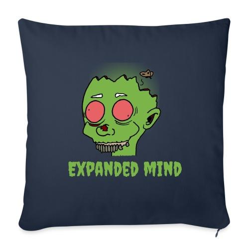 Expanded Mind - Sofa pillowcase 17,3'' x 17,3'' (45 x 45 cm)