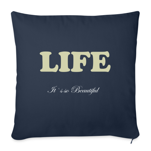 Life Collection - Sofaputetrekk 45 x 45 cm