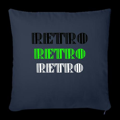 Retro Collections - Sofaputetrekk 45 x 45 cm