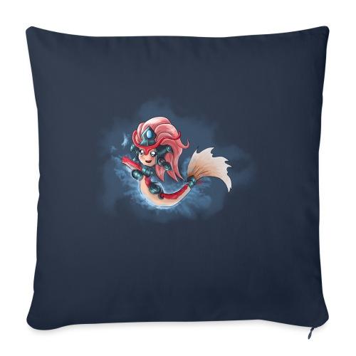 Chibi Nami Koi DONNA - Copricuscino per divano, 45 x 45 cm