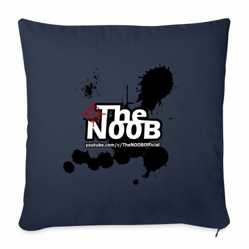 TheNOOB Official Logo Paint Splat! - Sofa pillowcase 17,3'' x 17,3'' (45 x 45 cm)