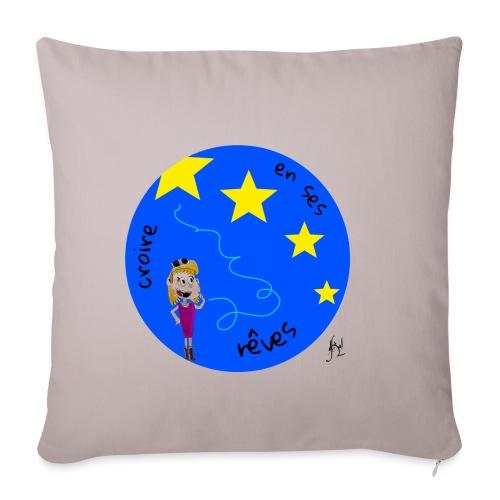 Dreams - Housse de coussin décorative 45x 45cm