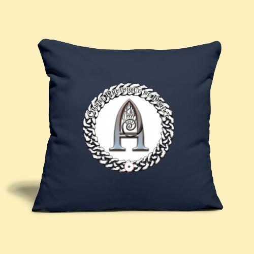 Logo d'Arantelle - Housse de coussin décorative 45x 45cm