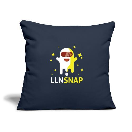 Fantôme astronaute (LLNsnap) - Housse de coussin décorative 45x 45cm