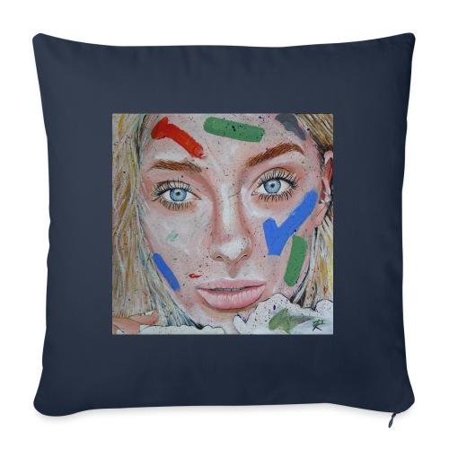 Anna - Copricuscino per divano, 45 x 45 cm