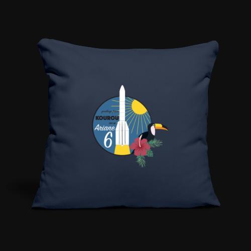 Ariane 6 By Itartwork - Sofa pillowcase 17,3'' x 17,3'' (45 x 45 cm)