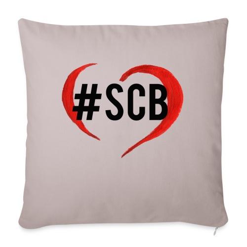 #sbc_solocosebelle - Copricuscino per divano, 45 x 45 cm