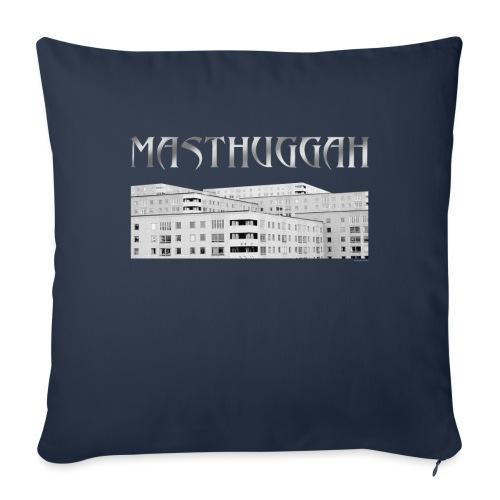 Masthuggah masthuggsterassen - Soffkuddsöverdrag, 45 x 45 cm