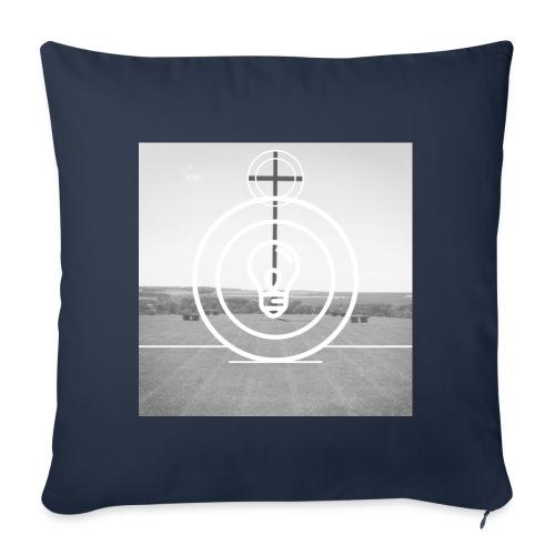 Time For Reflection - Sofa pillowcase 17,3'' x 17,3'' (45 x 45 cm)