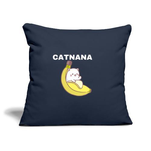 Catnana - Sofa pillowcase 17,3'' x 17,3'' (45 x 45 cm)