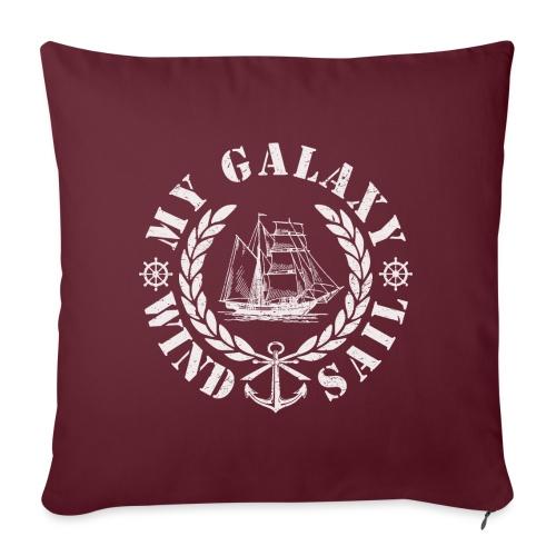 MY GALAXY - Sofa pillowcase 17,3'' x 17,3'' (45 x 45 cm)