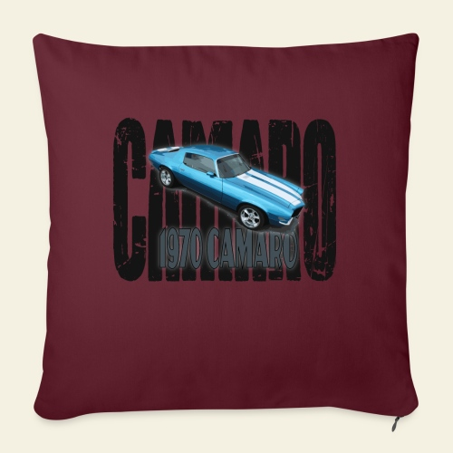 70 Camaro - Pudebetræk 45 x 45 cm