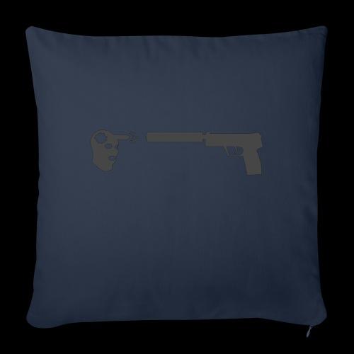 csgo usp headshot - Soffkuddsöverdrag, 45 x 45 cm
