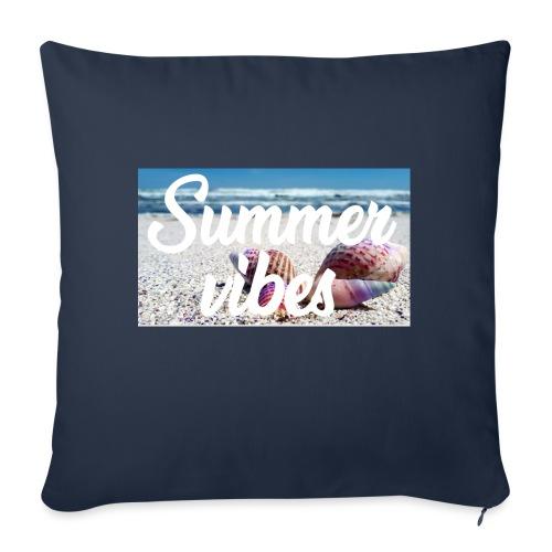 Summervibes - Sofakissenbezug 44 x 44 cm