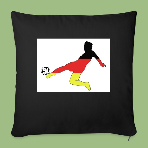 Mario Götze. Germany World Cup Winners - Soffkuddsöverdrag, 45 x 45 cm