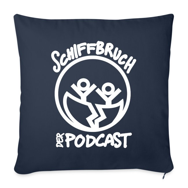 Schiffbruch - Der Podcast (weiß)