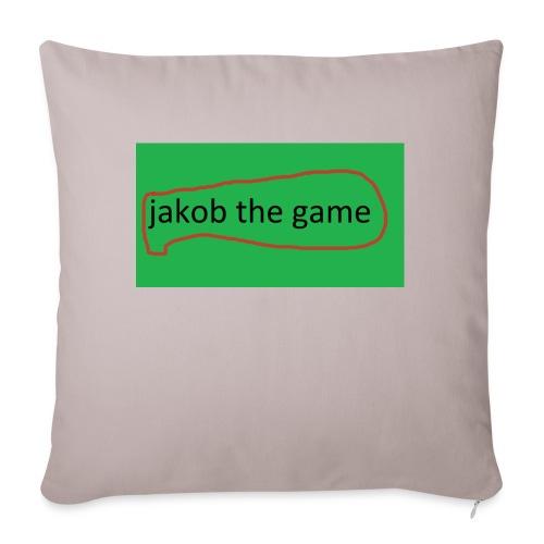 jakob the game - Pudebetræk 45 x 45 cm