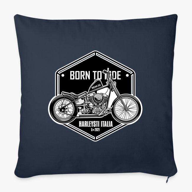 Born to Ride - Vintage motorbike