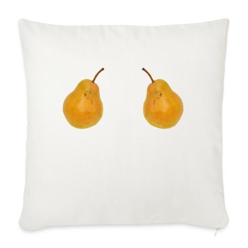 Due Pere - Copricuscino per divano, 45 x 45 cm