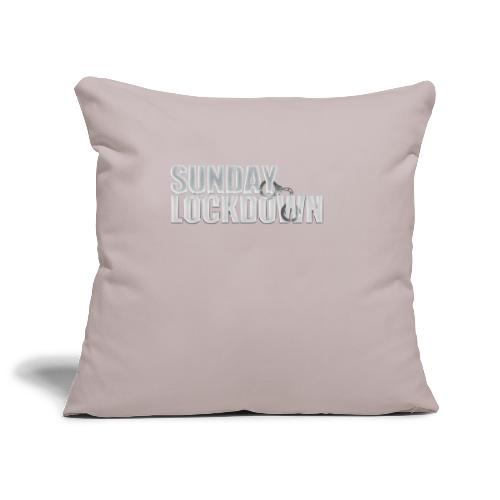 UKG VIBES - Sofa pillowcase 17,3'' x 17,3'' (45 x 45 cm)