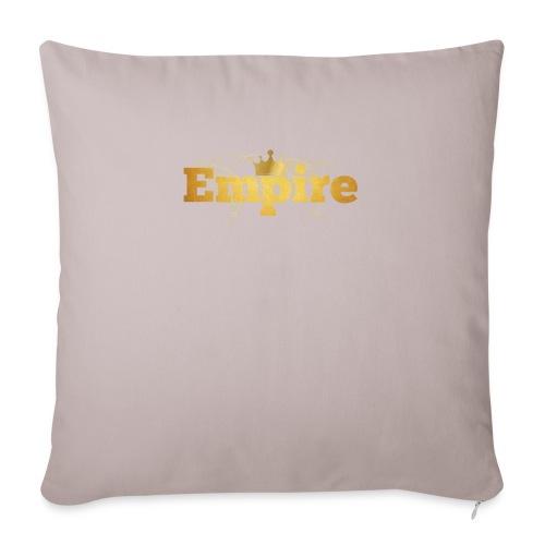 EMPIRE - Housse de coussin décorative 45x 45cm