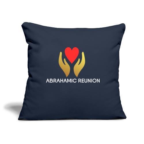 Abrahamic Reunion - Sofa pillowcase 17,3'' x 17,3'' (45 x 45 cm)