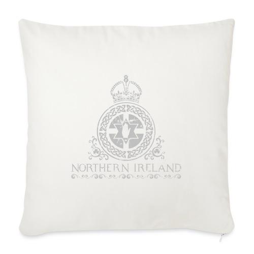 Northern Ireland arms - Sofa pillowcase 17,3'' x 17,3'' (45 x 45 cm)