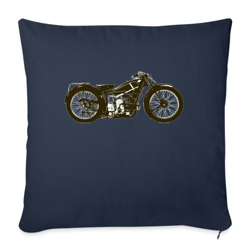 Classic Cafe Racer - Sofa pillowcase 17,3'' x 17,3'' (45 x 45 cm)