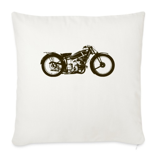 Classic Cafe Racer - Sofa pillowcase 17,3'' x 17,3'' (45 x 45 cm)