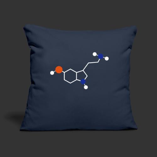 Serotonin - Housse de coussin décorative 45x 45cm
