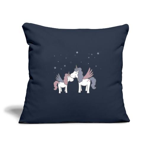 Little Unicorn - Sofakissenbezug 44 x 44 cm