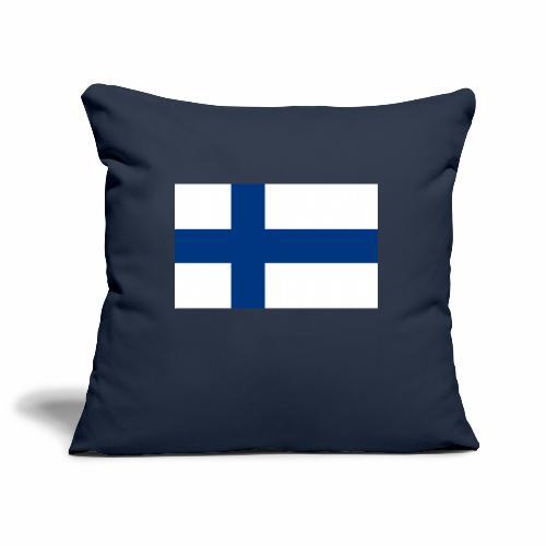 Suomenlippu - tuoteperhe - Sohvatyynyn päällinen 45 x 45 cm