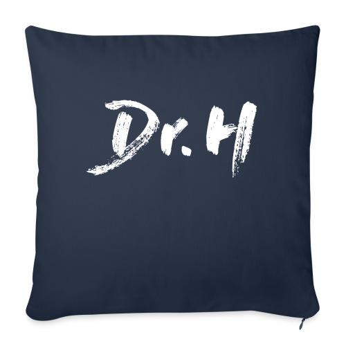 Sweat enfant Docteur H - Housse de coussin décorative 45x 45cm