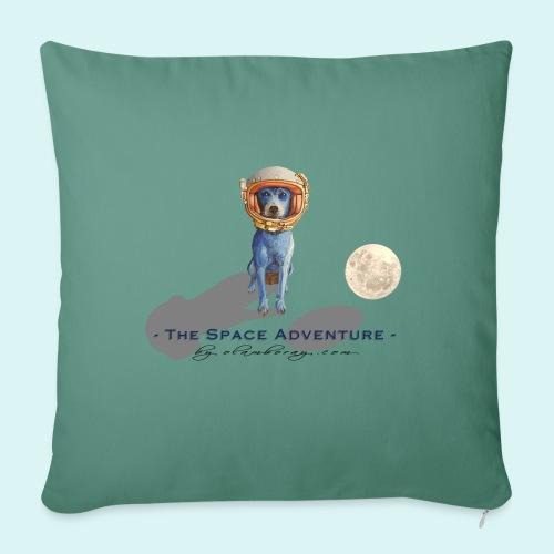 The Space Adventure - Sofa pillowcase 17,3'' x 17,3'' (45 x 45 cm)