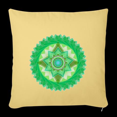 mandala 1 - Sofa pillowcase 17,3'' x 17,3'' (45 x 45 cm)