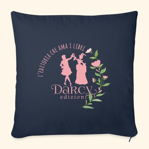 Darcy Edizioni - Copricuscino per divano, 45 x 45 cm