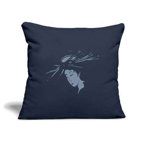 Geisha - Copricuscino per divano, 45 x 45 cm