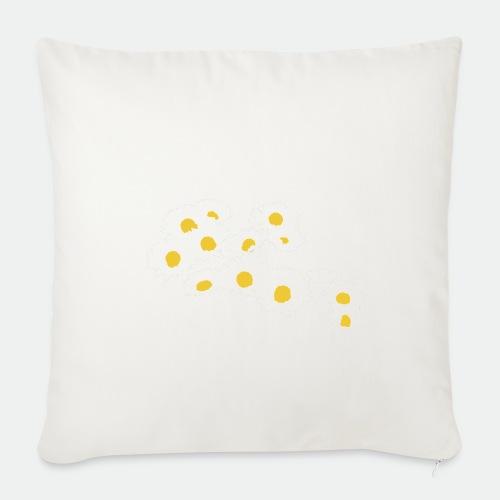 Spring Season Daisies - Sofa pillowcase 17,3'' x 17,3'' (45 x 45 cm)