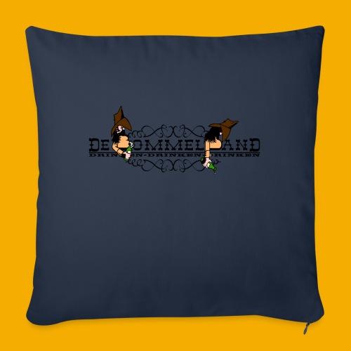 tshirt logo vintage - Sierkussenhoes, 45 x 45 cm