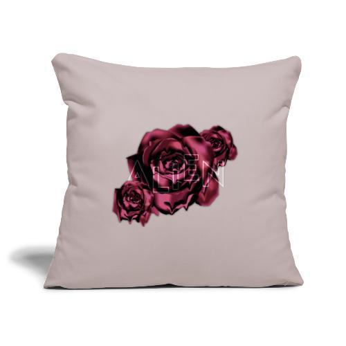 Rose Guardian Small - Sofaputetrekk 45 x 45 cm