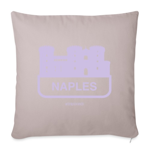 Napoli - Copricuscino per divano, 45 x 45 cm