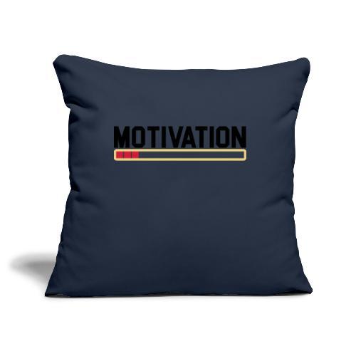 Keine Motivation - Sofakissenbezug 44 x 44 cm