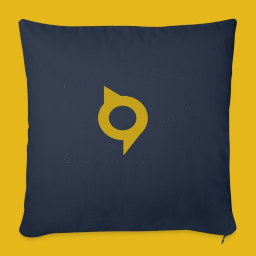 Il Mio Logo png - Copricuscino per divano, 45 x 45 cm