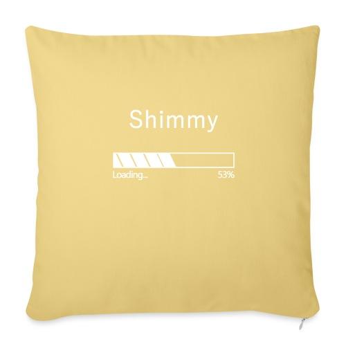 Shimmy Loading ... White - Sofa pillowcase 17,3'' x 17,3'' (45 x 45 cm)