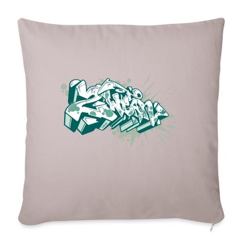 2Wear Graffiti style - 2wear Classics - Pudebetræk 45 x 45 cm