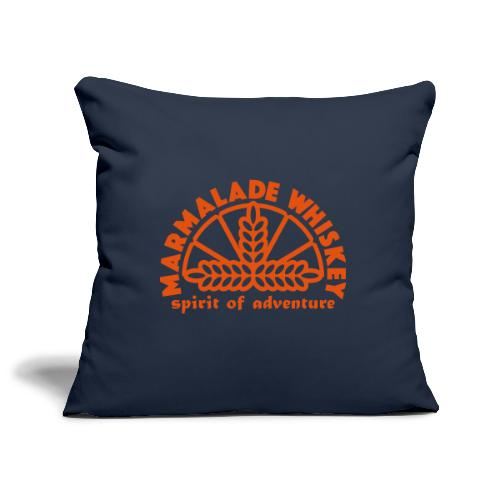 Marmalade Whiskey - Sofa pillowcase 17,3'' x 17,3'' (45 x 45 cm)